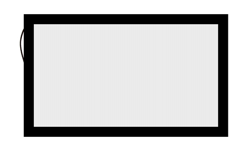 表格边框不显示_word表格边框不显示_幼儿园手工周